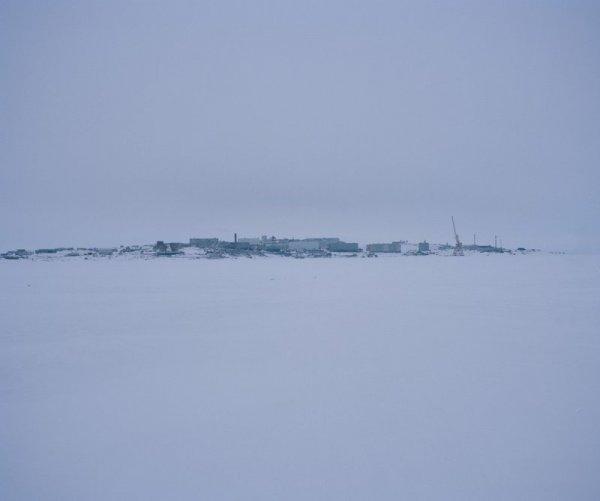 Край снежного безмолвия