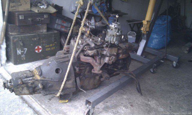 Реставрация ГАЗ-12 ЗИМ