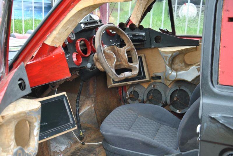 Украинский монстр на колёсах