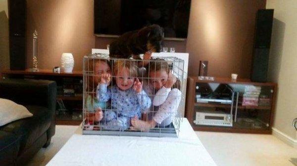 Детей с отцами оставлять можно, но ненадолго