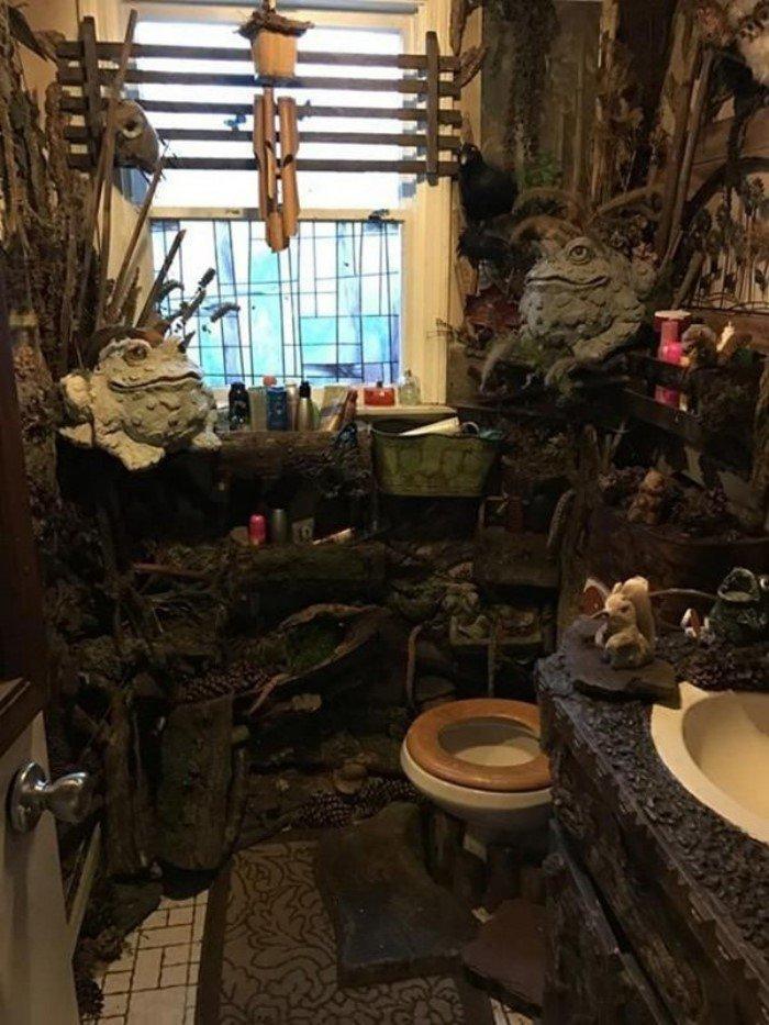 15 настолько ужасных туалетов, что лучше перетерпеть