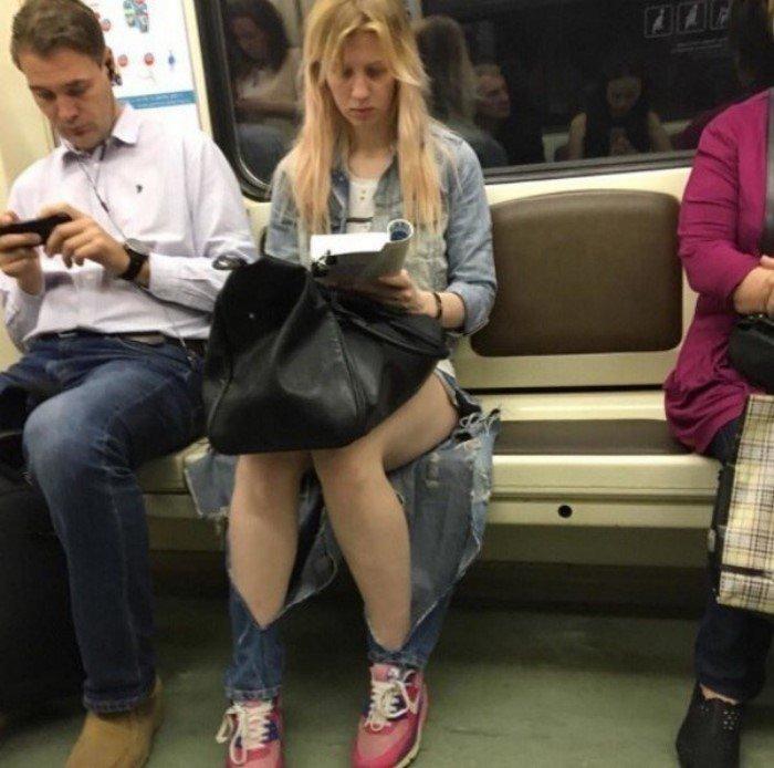 Безумная джинсовая мода