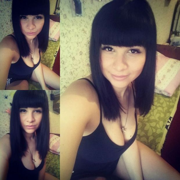 Русские девушки из соцсетей