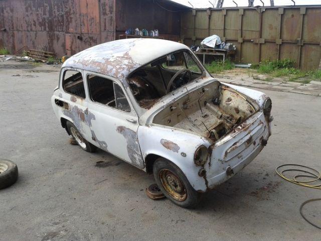 ЗАЗ-965 «Запорожец» обрел вторую жизнь