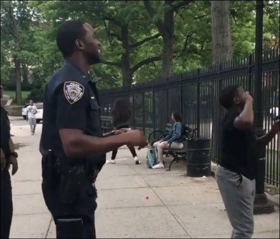 Полицейский должен подавать только хороший пример