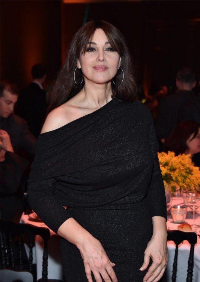 Как изменилась Моника Беллуччи за 41 год