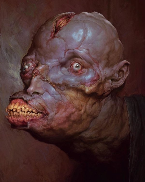 Жуткие монстры, которых вы точно не хотели бы встретить в реальности