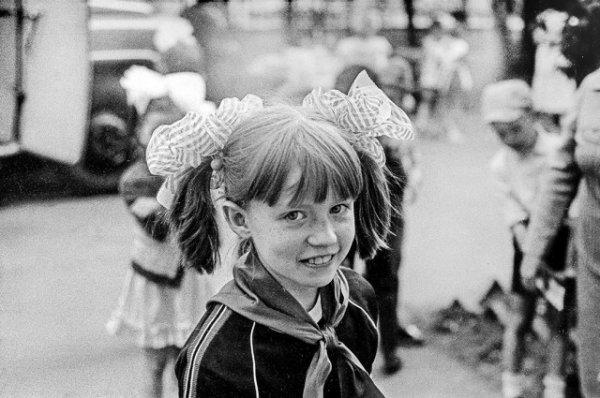 Фотограф Вадим Качан. Минск. Восьмидесятые