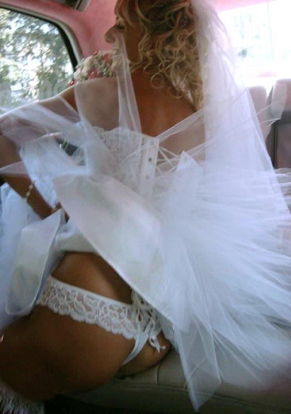 Частные фото молодых невест под юбкой — photo 15