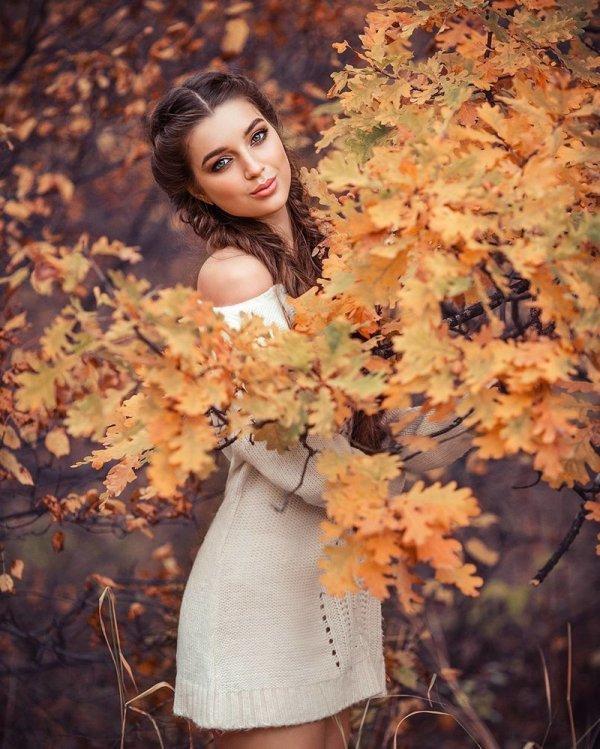 Русские красавицы в фотографиях Сергея Шацкова