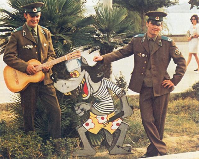 Советский Союз в 70-е годы прошлого столетия