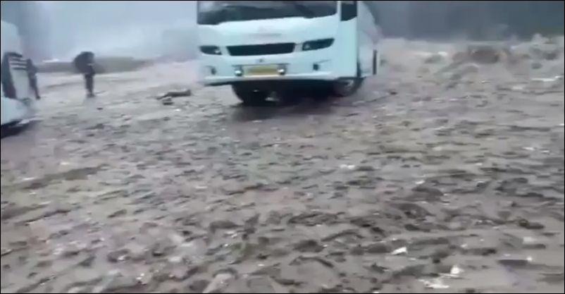 Круизный автобус