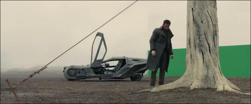 За кадром: Blade Runner 2049