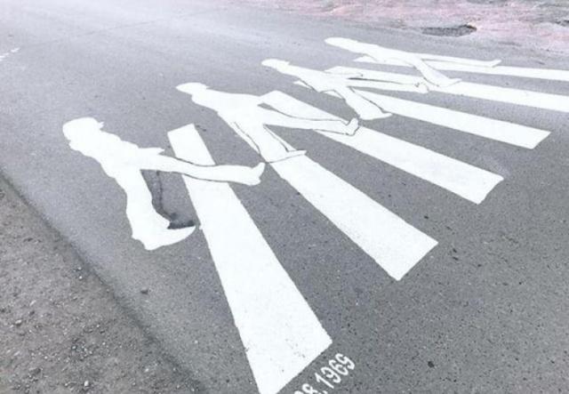 История необычного пешеходного перехода под Краснодаром