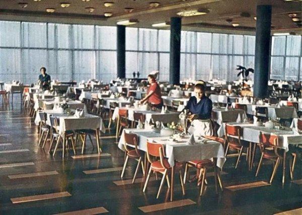 Цены в ресторанах во времена СССР или о социальной справедливости