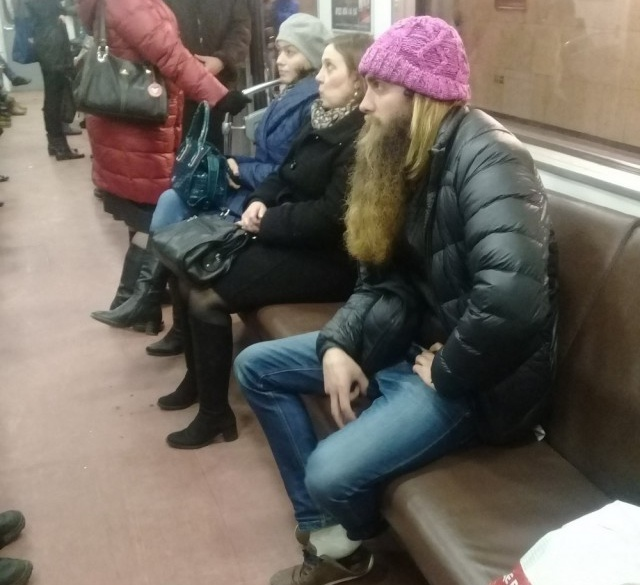 Модники российского метро