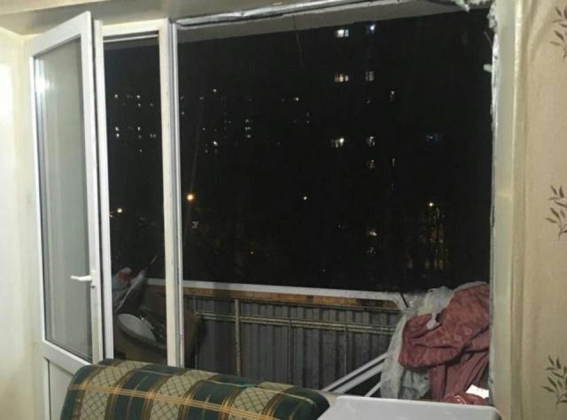 Неудачная попытка изготовить наркотики привела к взрыву в многоквартирном доме в Москве