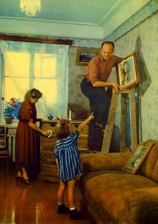 Много картинок. СССР