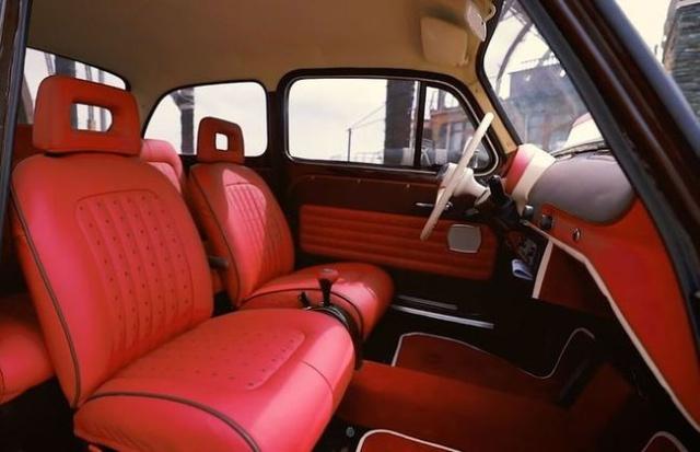 Уникальный ЗАЗ-965A на шасси от автомобиля Smart всячина