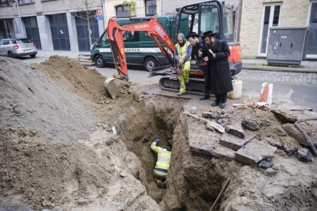 Ограбление банка в Антверпене в лучших традициях голливудских блокбастеров