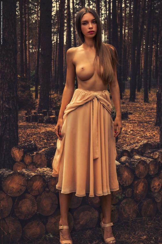 Жена лесника эротика