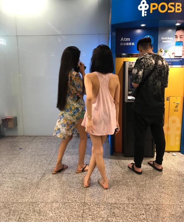 Откровенное платье или ночная рубашка? всячина
