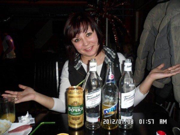 Алкоgirls