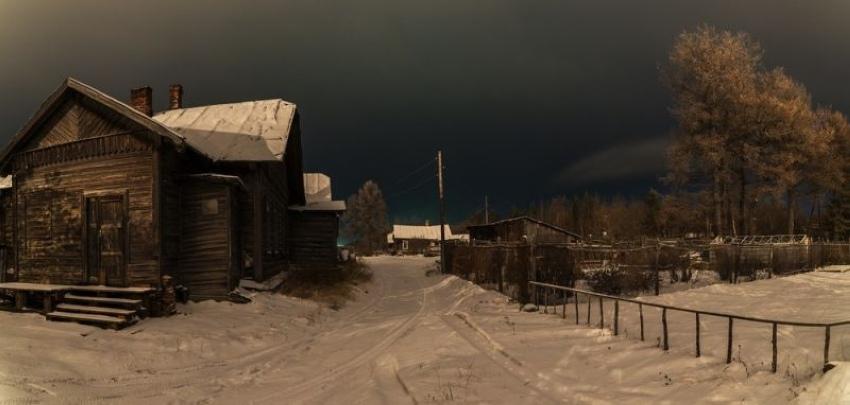 Зима в России - это красиво всячина