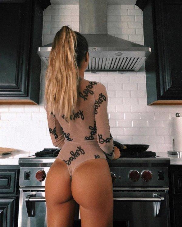 На кухне не обязательно готовить