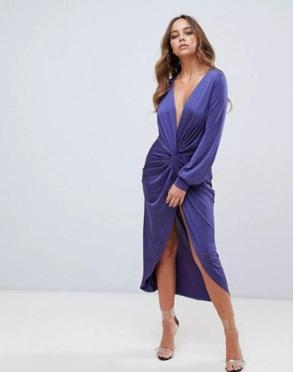 Заказала платье в интернет-магазине для похода на вечеринку Всячина