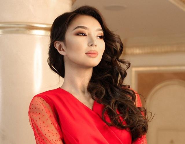 "Участницы конкурса красоты ""Мисс Казахстан - 2019"""