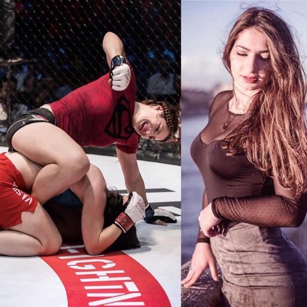 Лиана Джоджуа стала третьей россиянкой в UFC