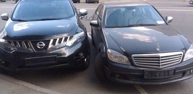 Особенности парковки по-московски