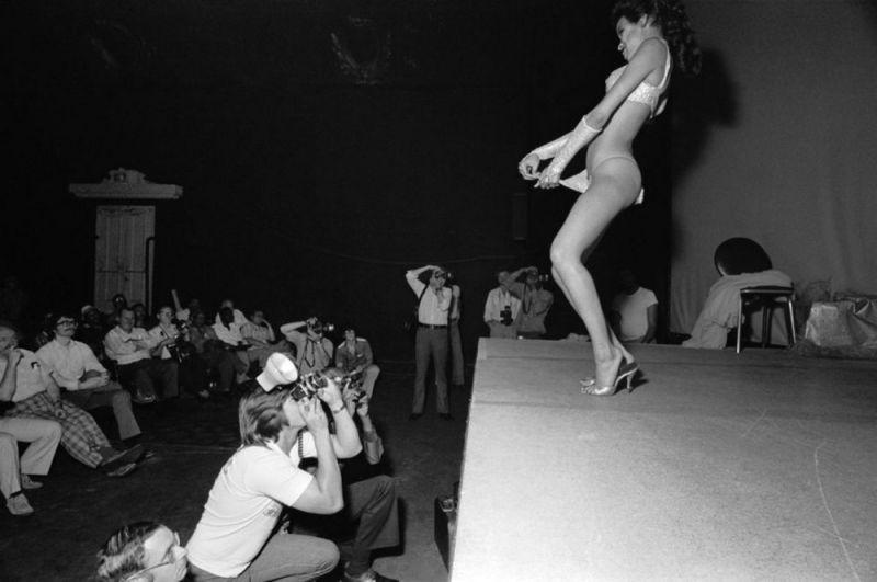 Как снимали эротику в 70-е