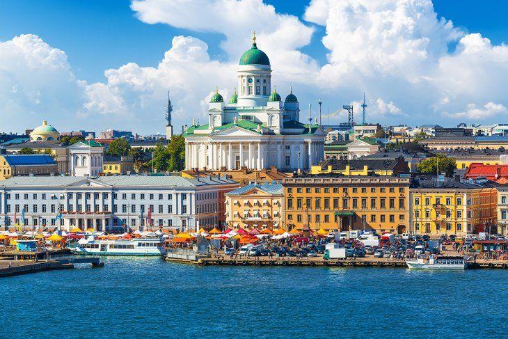 Финляндия - самая счастливая страна в мире в 2019 году