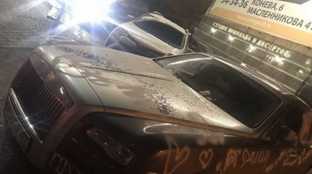 В Омске не уважают английский автопром