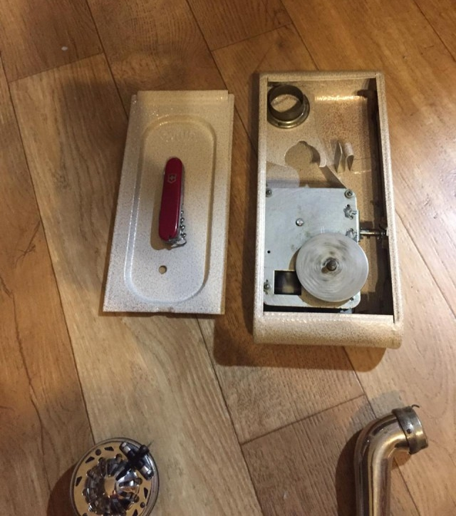 Старинная вещь, найденная на чердаке Всячина