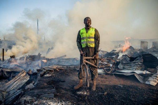 Подборка свежих, мартовских снимков из Африки Всячина