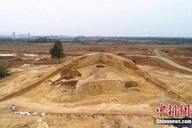 Китайские ученые нашли куриные яйца, которые были снесены 2500 лет назад Всячина