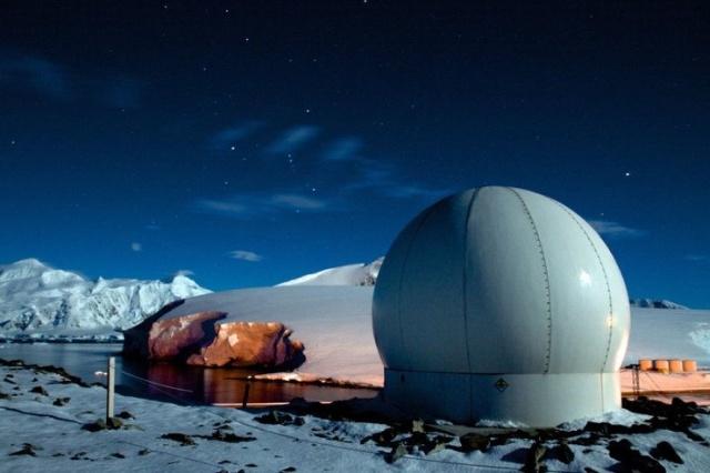 Исследователи в Антарктиде питаются не хуже, чем кормят в элитных ресторанах