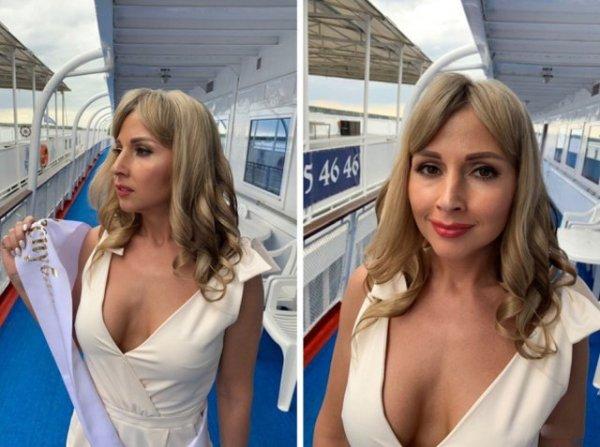 Ольга Попова стала самой красивой замужней женщиной России Всячина