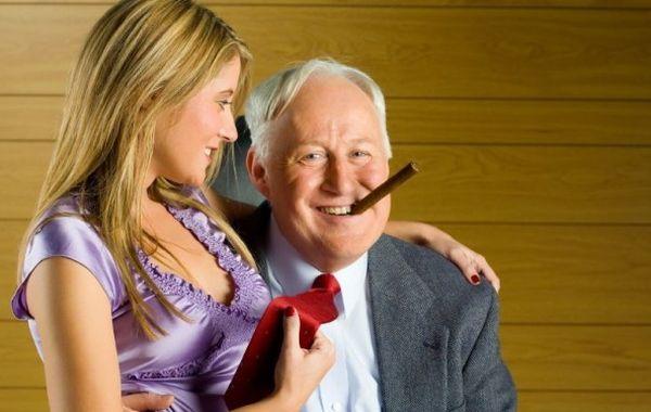 Анекдот про старика и его молодую жену Анекдоты и истории,zen