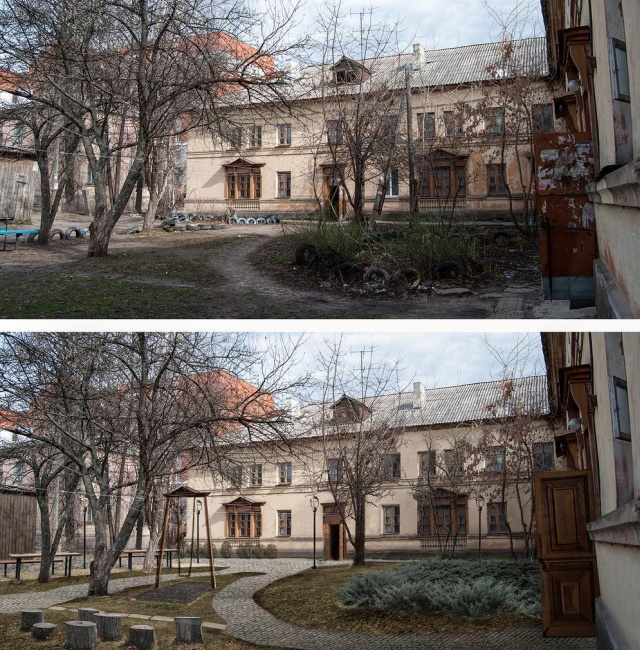 Как могла бы выглядеть российская глубинка по мнению архитектора Алексея Новикова