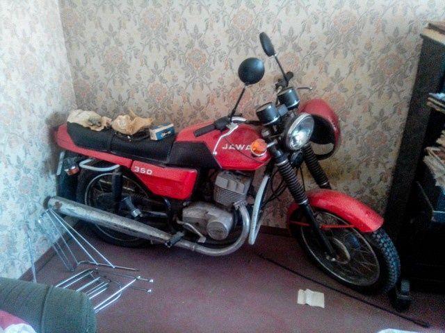 Мечта советских мотоциклистов 30 лет пылилась в квартире