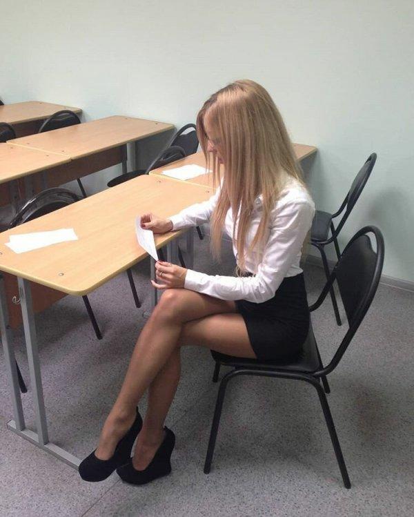 Акселерация старшеклассниц: девушки, которые не выглядят на свой возраст Всячина