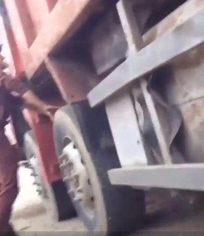 Ремонт поврежденной покрышки 100 уровня