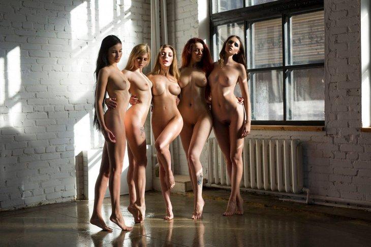 Страницы Девушек В Контакте С Обнаженными Фото