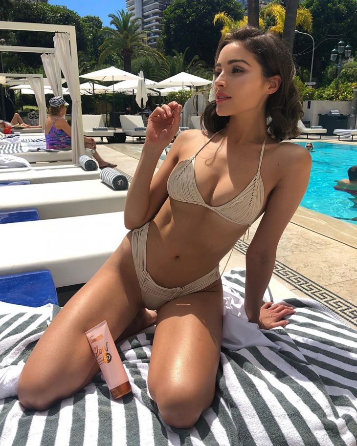 Оливия Калпо - самая желанная женщина в мире в 2019 году, по мнению журнала Maxim