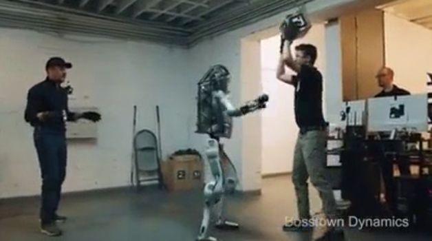 Что было бы, если бы роботам надоели издевательства их создателей
