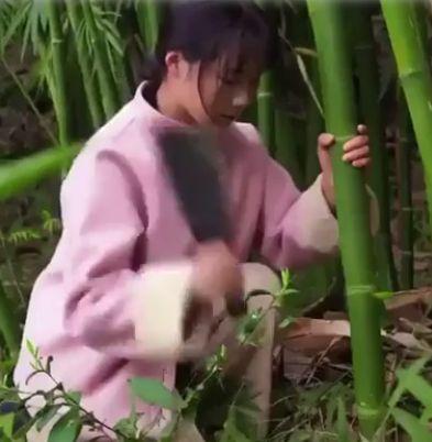 Из бамбука можно сделать много полезных вещей